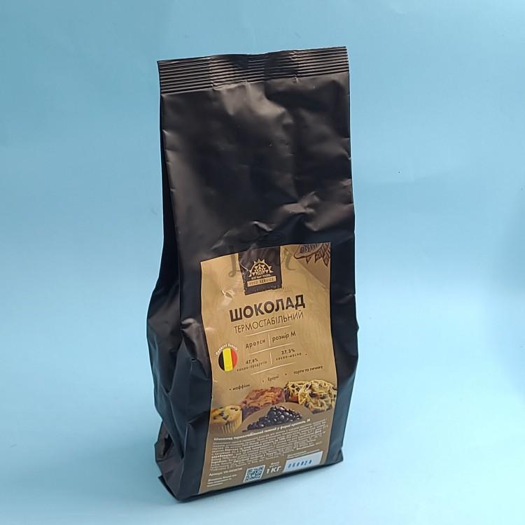 Шоколад темный термостойкий (капли) Callebaut 1 кг