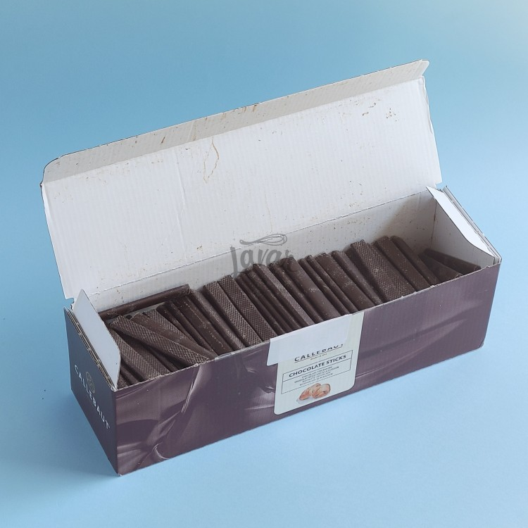 Шоколадные палочки (черный шоколад) Callebaut 100 гр (развес)