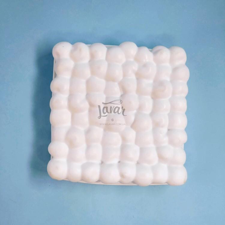Форма для десертов Вишенки (яблочки) 16х16 см