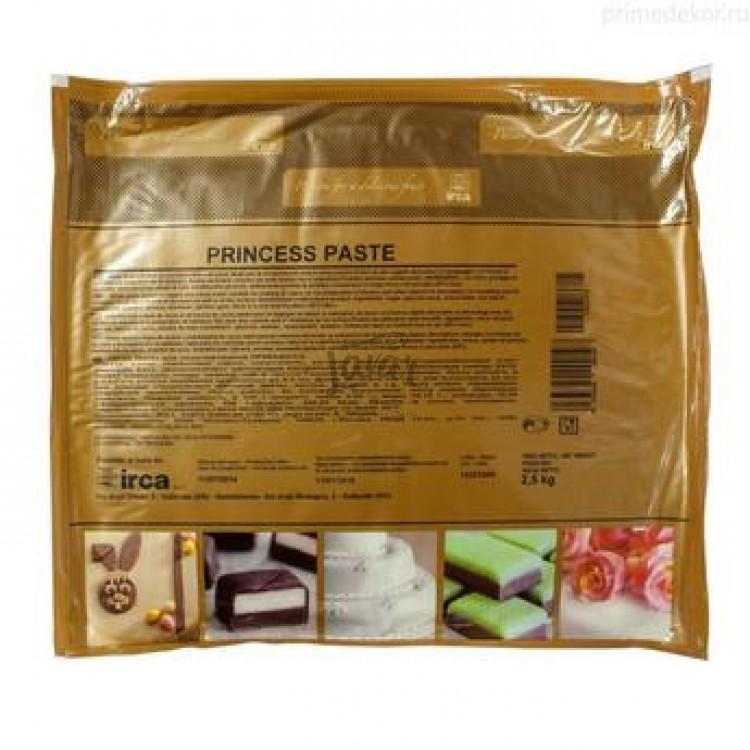 Мастика Princess paste - IRCA белая для лепки (2.5 кг)