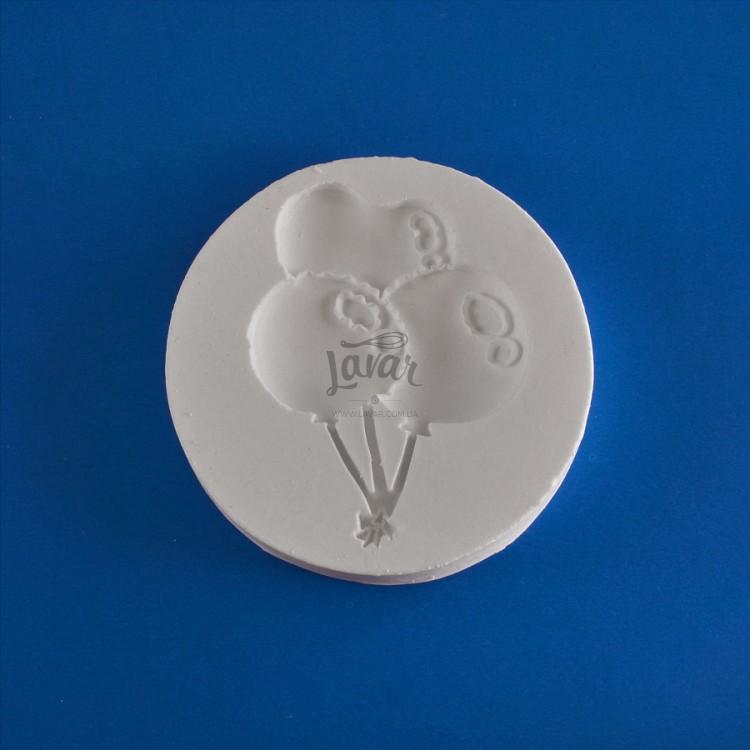 Силиконовый молд Шарики 6.8х6.8 см