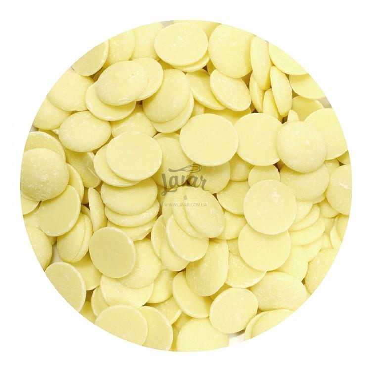 Глазурь кондитерская Белая в дропсах Caribe 500 гр