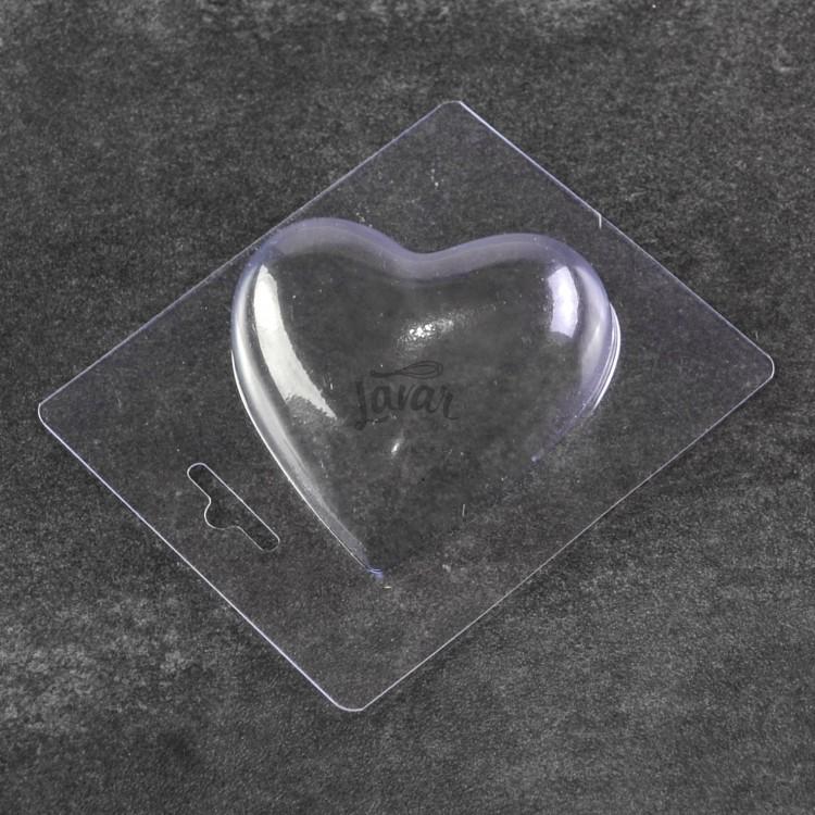 Молд для шоколада Сердце 7.5 см