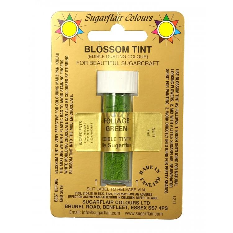 Квітковий пилок Sugarflair foliage green 2 гр