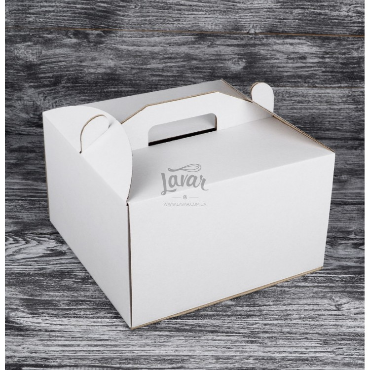Коробка для торта 45х45х21 см