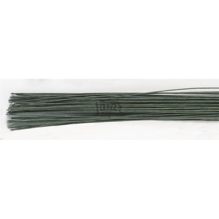 Зеленая проволока (в бумаге) CULPITT №30 36 см - 50 шт